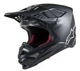Alpinestars Supertech S-M8 Solid Black Matt