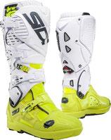 Sidi Crossfire 3 SRS Yellow Fluo White Cairoli LTD