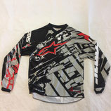 Alpinestars Charger Jersey Youth Grey