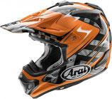 Arai MX-V Scoop Orange