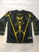 Acerbis Jersey Black Yellow