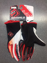 Sinisalo SMX E.Lect kids gloves Red