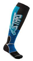 Alpinestars MX Pro Socks Cyan Black