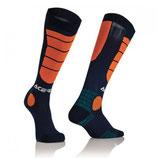 Acerbis MX Impact Socks Blue Orange