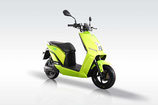 Lifan E3 Scooter Green Deluxe