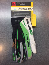 EVS Pursuit Gloves Black Green
