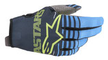 Alpinestars Radar Gloves Navy Aqua