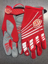Troy Lee Designs GP gloves youth Red