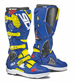 Sidi Crossfire 3 SRS Yellow Fluo Blue