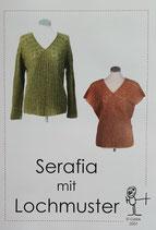 Serafia mit Lochmuster