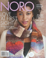 NORO - Knitting Magazine Issue 18 - Spring/Summer 2021