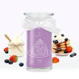 Blueberry Pancakes- Kristalle von Swarovski Ohrringe