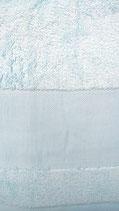 Serviette de bain coton Bleu ciel