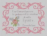 L'Amour d'une Rose...