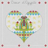 Coeur d'Egypte étoilé
