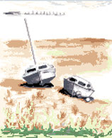 Bateaux sur le Sable 2