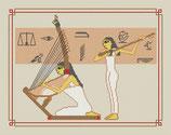 Harpe d'Egypte