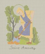 Maur ou Amaury (Saint)