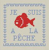 Je suis à la Pêche