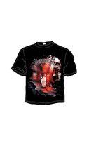 "Woman Shirt ""Metamorphosis"""