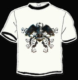Woman Shirt SHM weiss