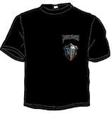 T-Shirt Pertness SHM schwarz
