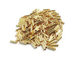 3,5 mm Goldkontaktstecker (10 Paar)