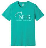 Teal REHR Logo T shirt