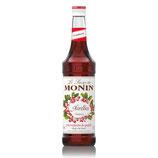 MONIN SIRUP PREISELBEERE (CRANBERRY) * 0,7 l
