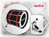 WUMS - ein tolles Geschenk für Schlagzeuger