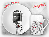 singsang - DAS Geschenk für Sänger, Karaoke-Fans und Musiker!