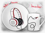 lauscher - ein tolles Geschenk für DJs, Musiker und Musikfans!