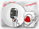 singsang - DAS perfekte Geschenk für die Sängerin und Musikerin!