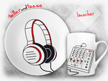 lauscher - ein tolles Geschenk für DJs und Musiker!