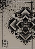 Square Mandala 3