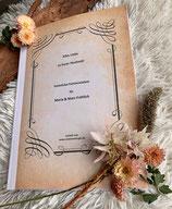 Partnerschafts- / Hochzeitsanalyse