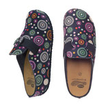 Scholl LARETH NAVY BLUE MULTI/ NAVY BLUE