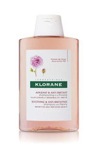 Klorane Shampoo Lenitivo all'Estratto di Peonia 100 ml