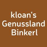 Kloan's Genussland Bschoad Binkerl