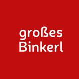 Grosses Bschoad Binkerl