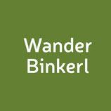 Wander Bschoad Binkerl