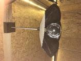 Oldschool Lampe