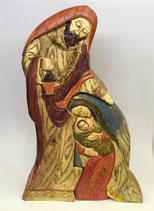 Sacra Famiglia ad incastro mod.2
