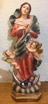 Statua della Madonna che scioglie i nodi