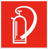 Feuerlöscher gemäß der Norm BGV A8 _ 663