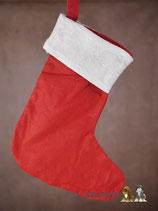 Weihnachtssocke, ohne Aufdruck