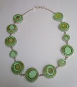 Collar CJ01 Verde Round