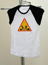 T-Shirt Frauen Sujet «Unterhaltungsarbeiten»