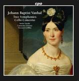 CD «Meisterhaftes von Vanhal»