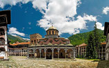 September 2017 - Rila Monastery + Boyana church - shared shuttle
